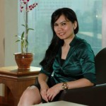 Mona Monika, Assistant Vice President Institutional Client Group Corporate Affairs Citi Indonesia.