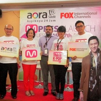 Bidik penggemar K-pop di kalangan remaja, Aora TV siarkan Channel M.