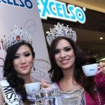 Perkenalkan kopi Indonesia, Excelso sambut kunjungan Miss Coffee International.