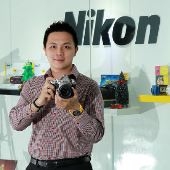 Sukimin Thio, Marketing Manager PT Nikon Indonesia.