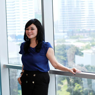 Jasmina Dewi Nashya from Digital Marketing XL AXIATA