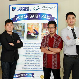 Tim Marketing RS Pantai & Gleneagles