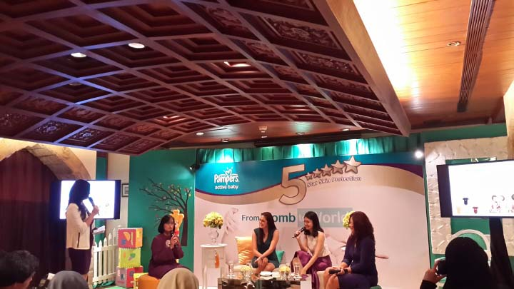 Pampers P&G Indonesia