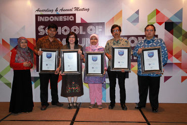Pemenang Best School of Communication  Kategori PTN/PTS Akreditasi B