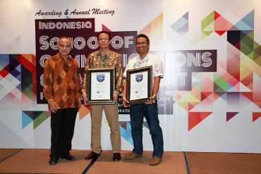 Best School of Communication Kategori PTN Akreditasi A