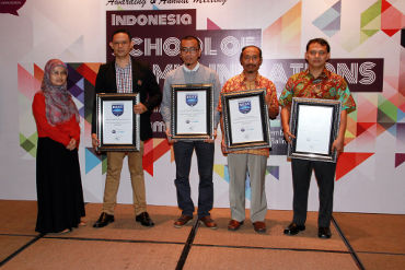 Pemenang Best School of Communication Kategori PTS Akreditasi A