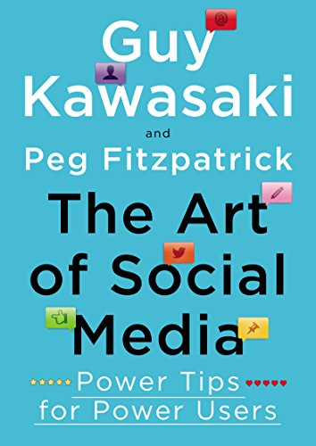 Judul Buku : The Art of Social Media: Power Tips for Power Users Penulis  : Guy Kawasaki dan Peg Fitzpatrick Penerbit : Portofolio Hardcover (4 Desember 2014) Tbal Buku : 208 halaman