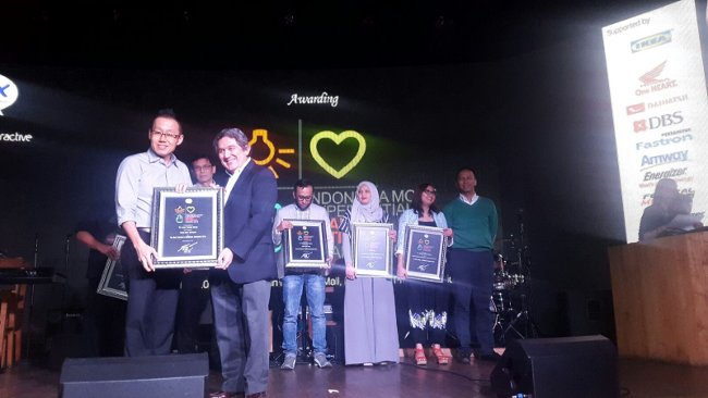 Indonesia Most Experiential Brand Activation Award 2015 (3)
