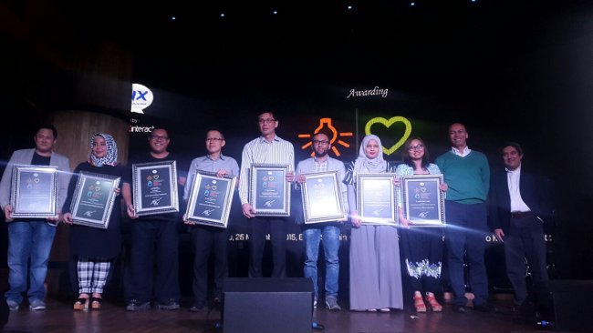 Indonesia Most Experiential Brand Activation Award 2015 (4)