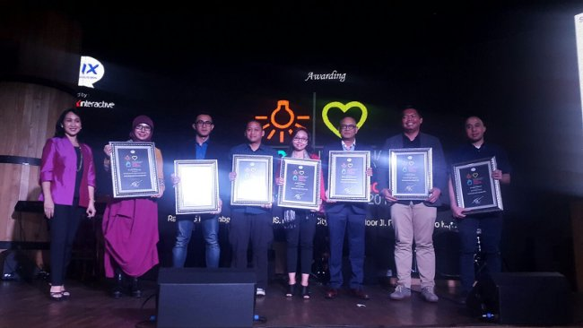 Indonesia Most Experiential Brand Activation Award 2015 (5)