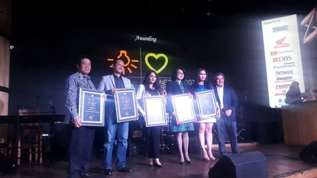 Indonesia Most Experiential Brand Activation Award 2015