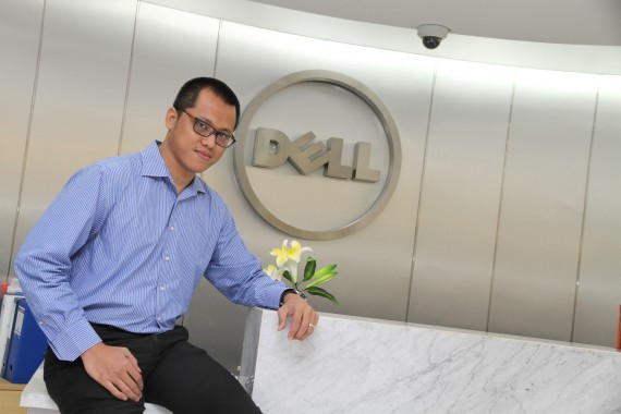 Yusran, Country Business Manager Dell Indonesia