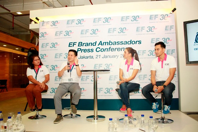 EF English First Indonesia