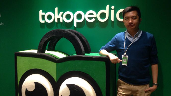William Tanuwidjaja, CEO Tokopedia.com