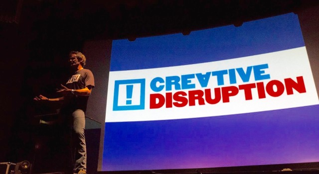 creative disruption company