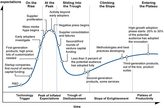 Gartner's Hype Cycle-1