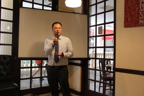 Edwin Chiang, General Manager Indonesia Singapore Airlines