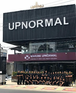 Warunk UpNormal, the Rising Star Indonesia Retail Outlet