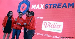 Maxstream Telkomsel