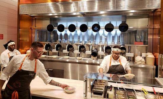 Bila Pekerjaan Chef Digantikan Robot Apa Yang Terjadi Mix Marcomm