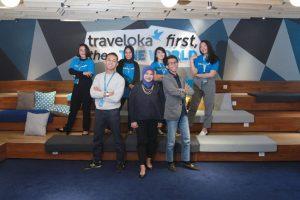 Tim PR Traveloka