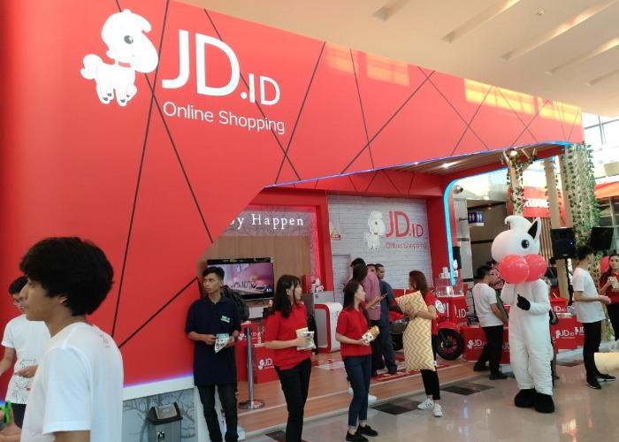jd id dan boundaryless retail concept